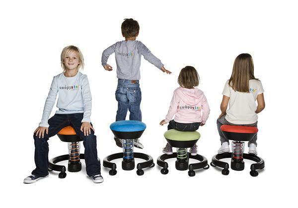 Подвижный стул для школьника