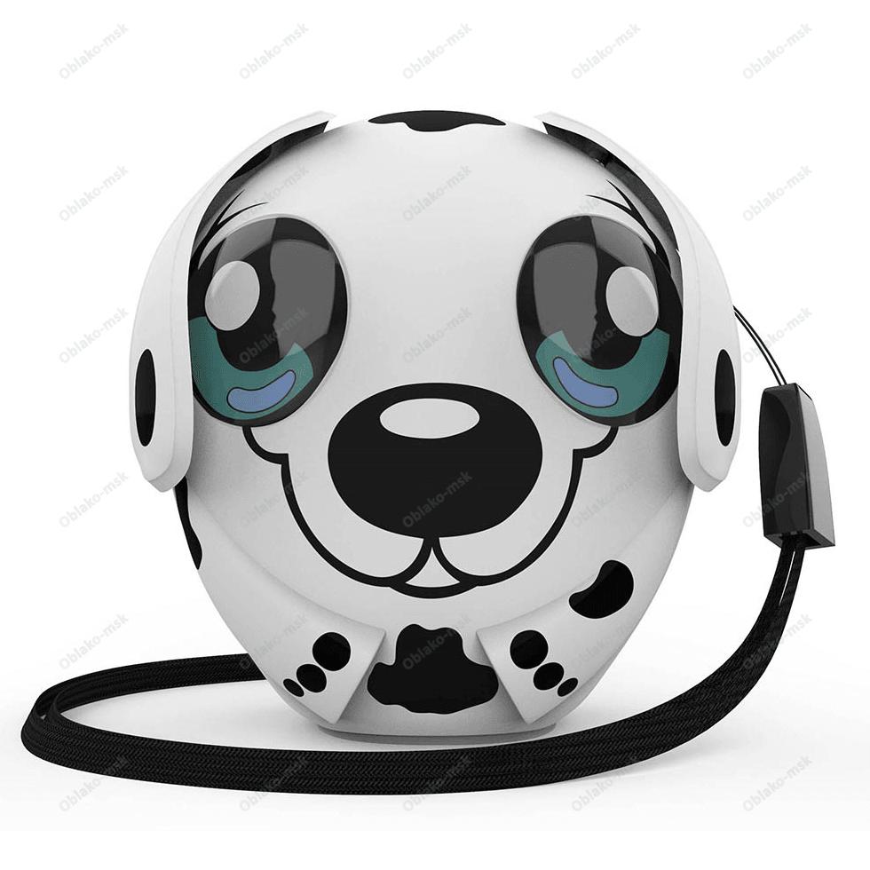 Беспроводная колонка Bluetooth Speaker HIPER ZOO Music Buddy Собака