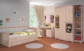 ПИНК Мебель для детских
