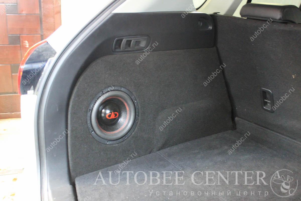 Mazda CX-5 (сабвуфер Стелс)