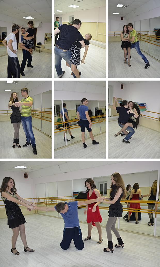 Танцы Хастл