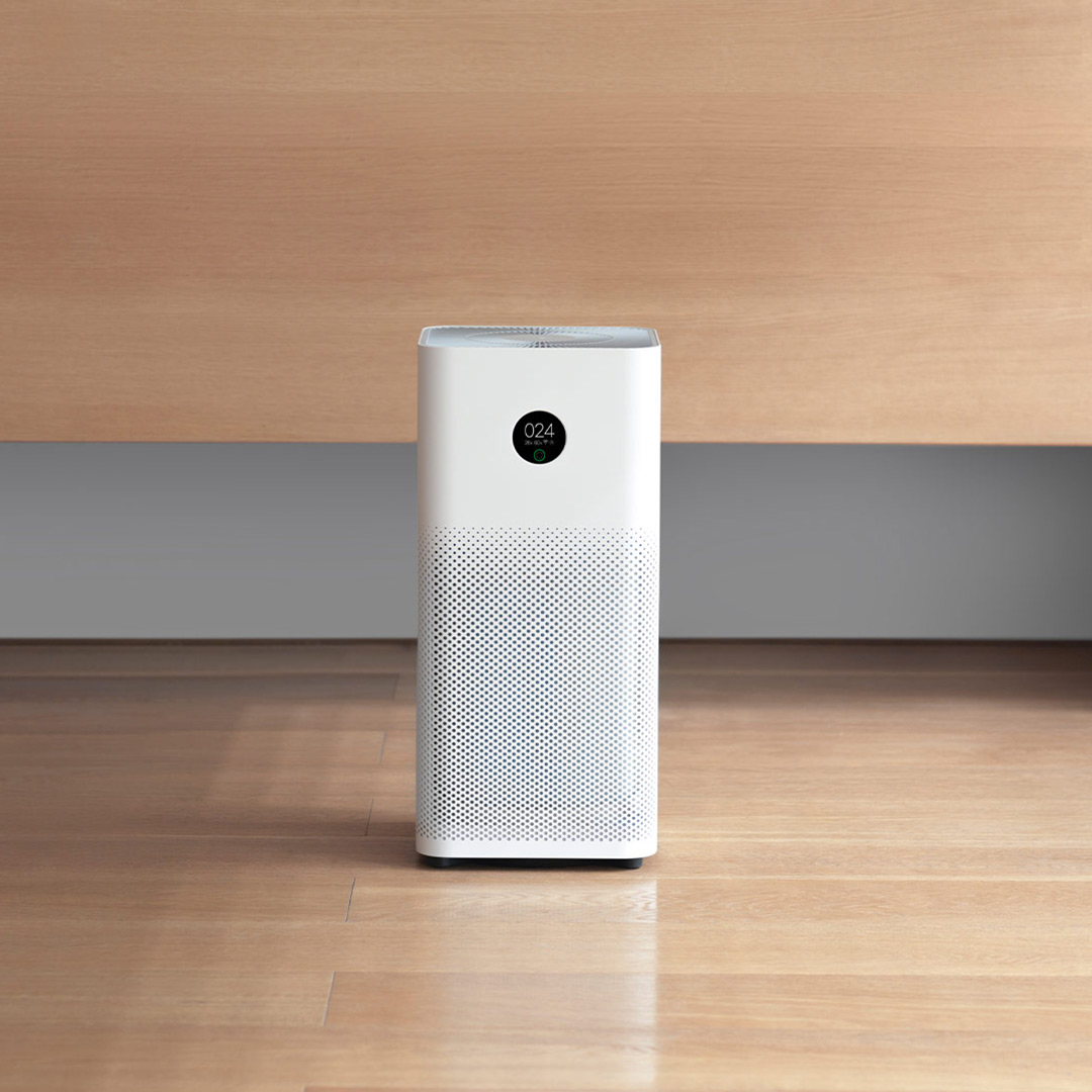 Очиститель воздуха Xiaomi Mi Air Purifier 3 (белый)