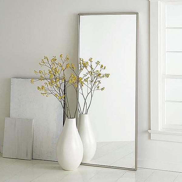 Лучшие напольные зеркала для гостиной