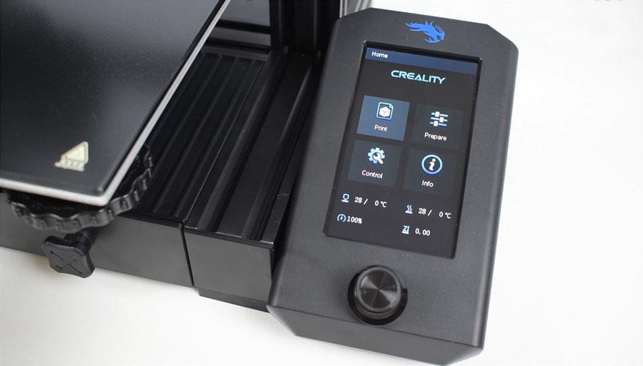 сенсорный дисплей Creality Ender 3 V2