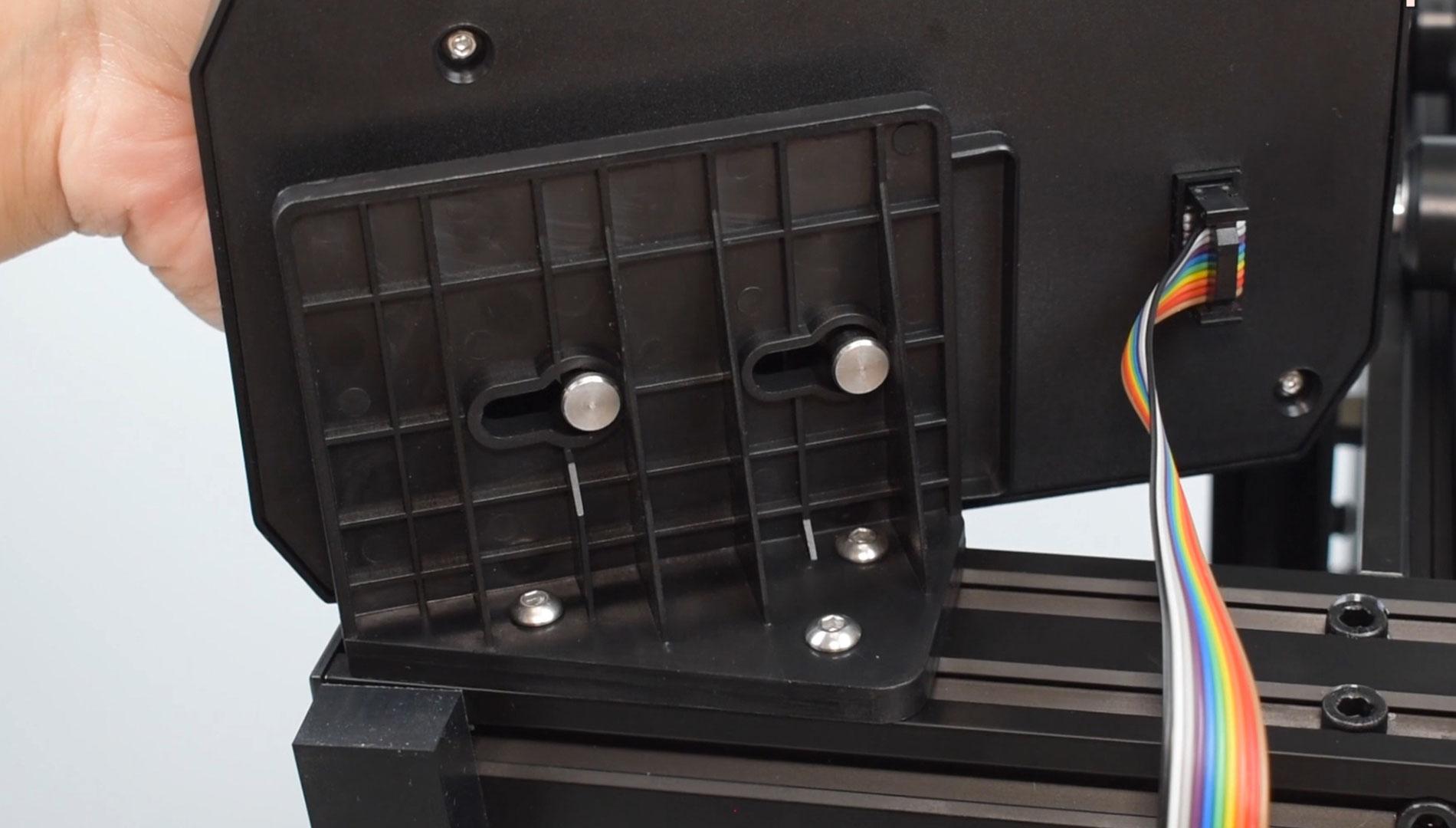 Creality Ender 3 V2 дисплей