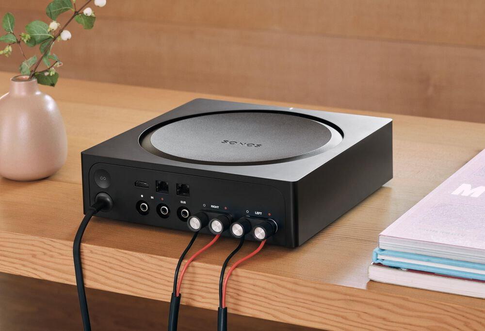 Сетевой плеер-усилитель Sonos AMP
