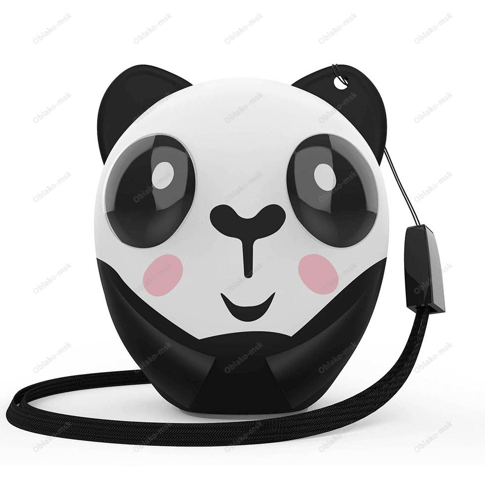 Беспроводная колонка Bluetooth Speaker HIPER ZOO Music Panda Панда
