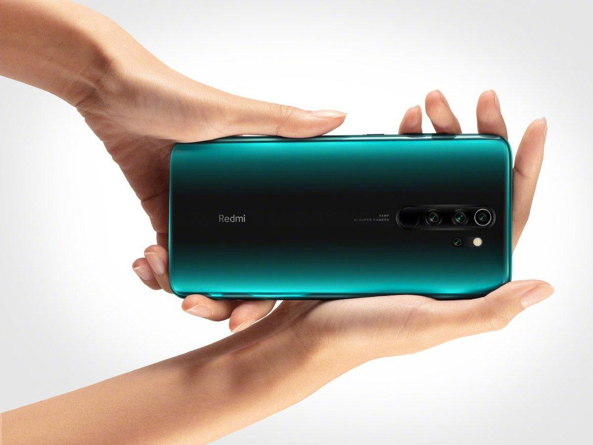 Redmi Note 8 Pro габариты