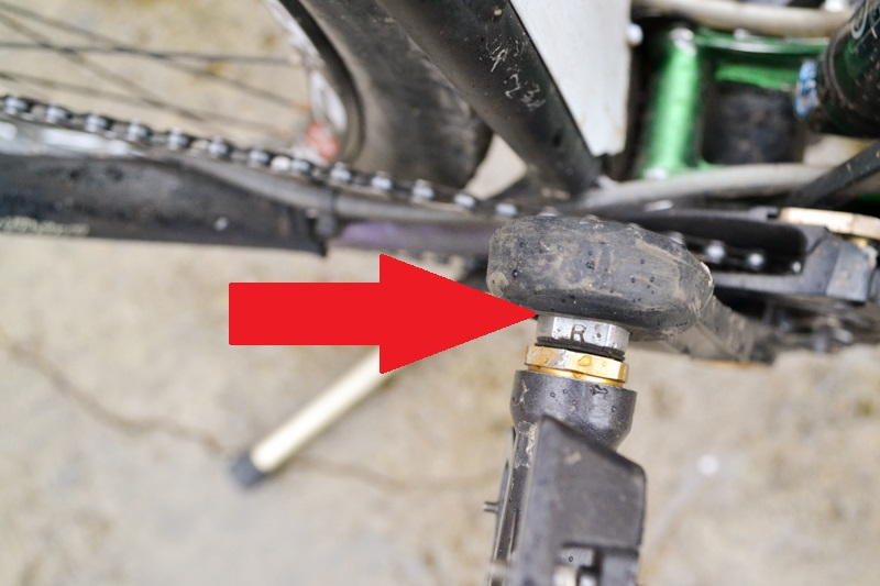 Как сорвать прикипевшую педаль