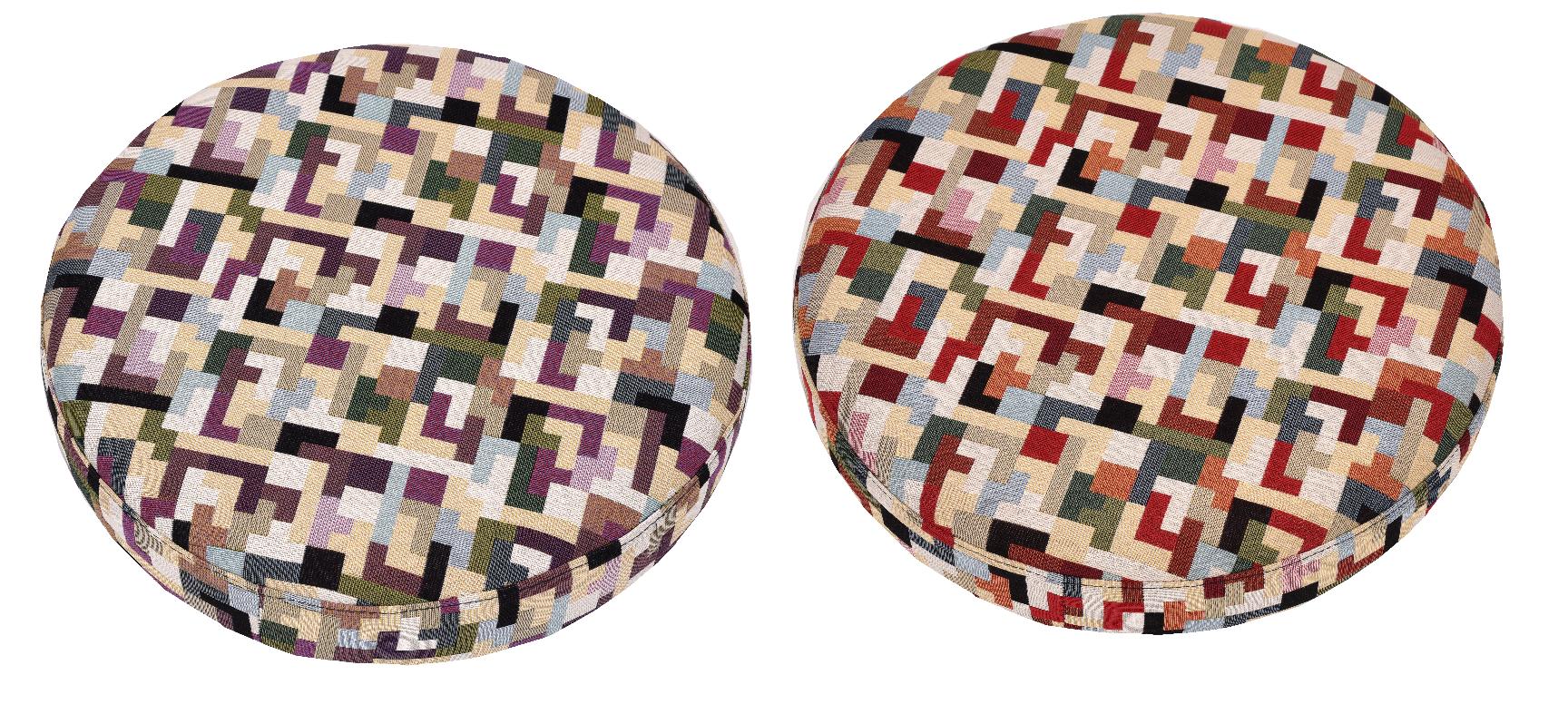 Сидения ортопедического стула расцветка лего камуфляж