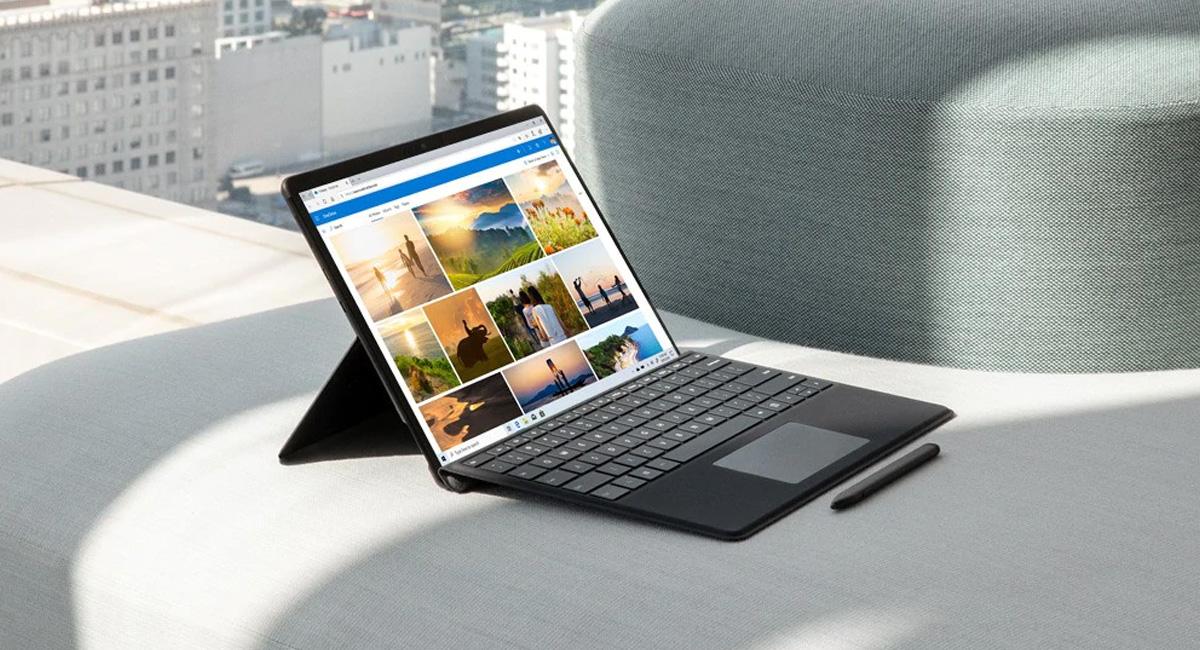 Планшет Microsoft Surface Pro X MSQ1 8Gb 128Gb  фото