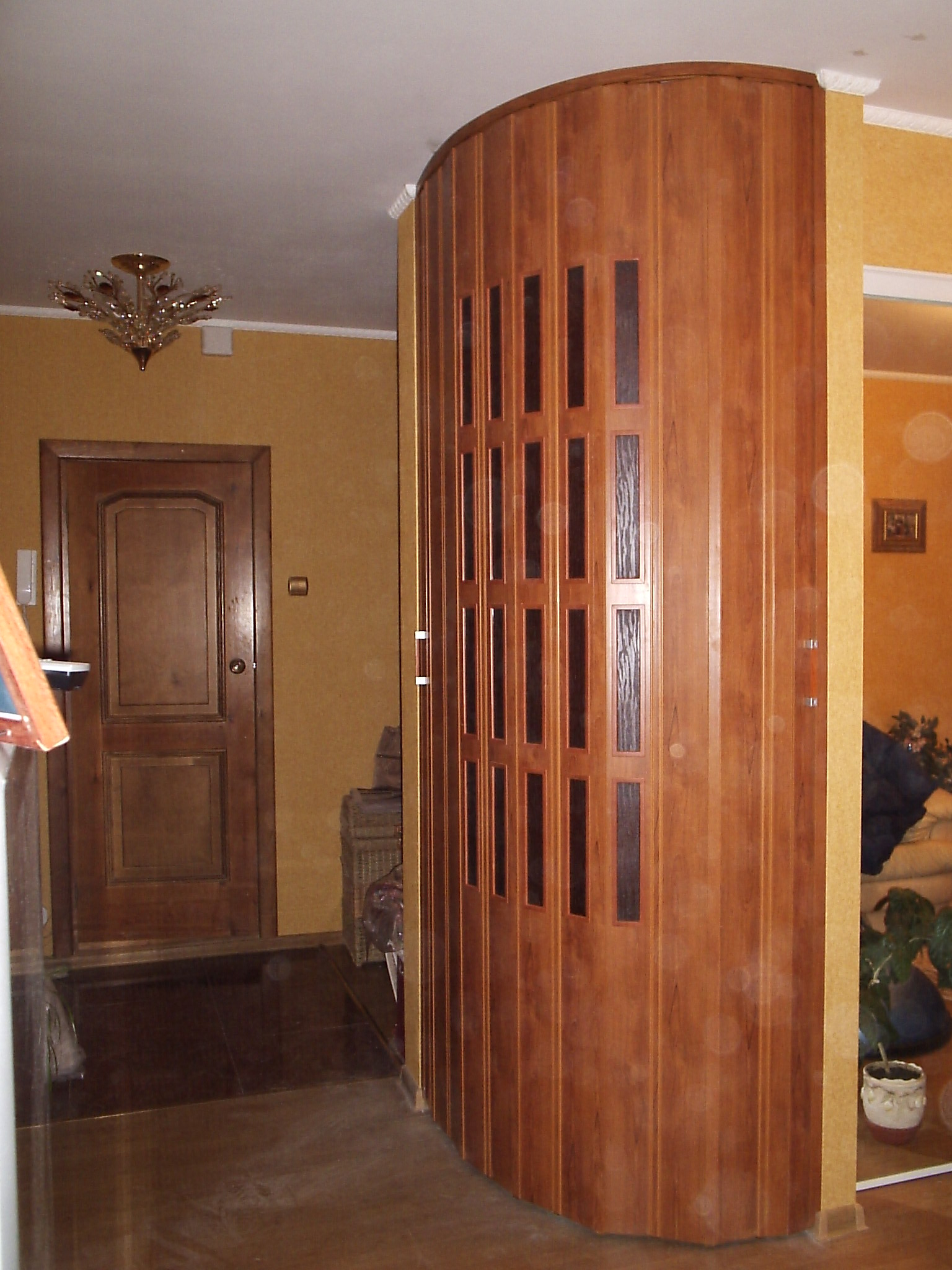 Радиусные перегородки для комнаты: качественно, недорого, с доставкой