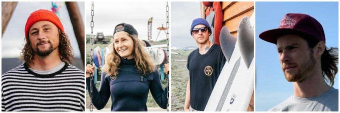 Инструкторы серфинга на Камчатке