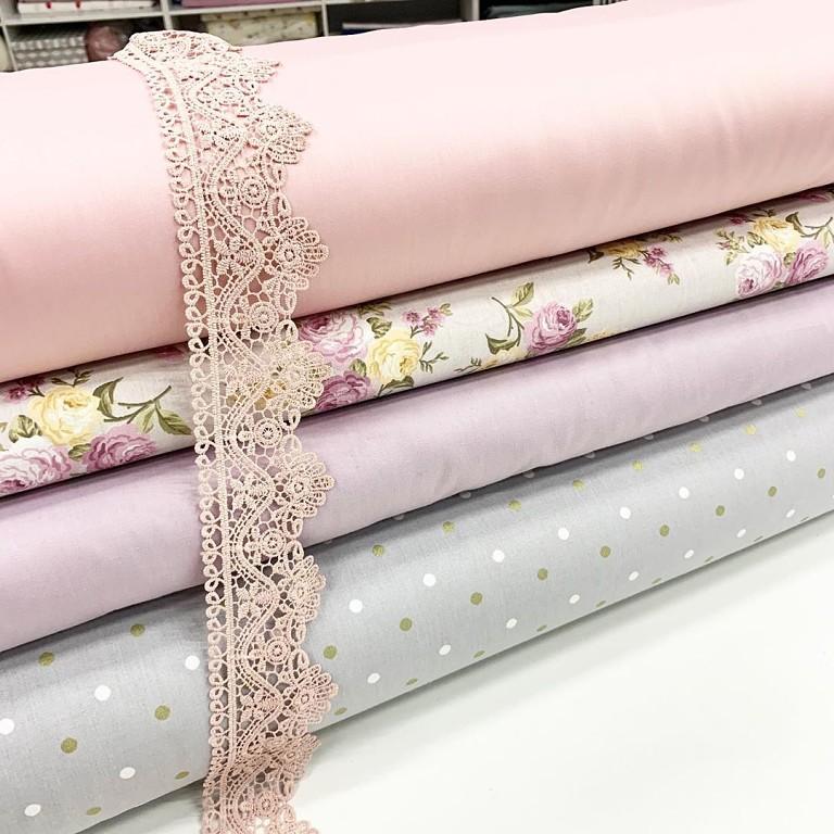 Ткань хлопок для пошива одежды