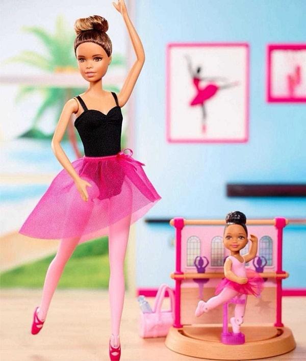 Кукла Барби брюнетка из серии Карьера балет