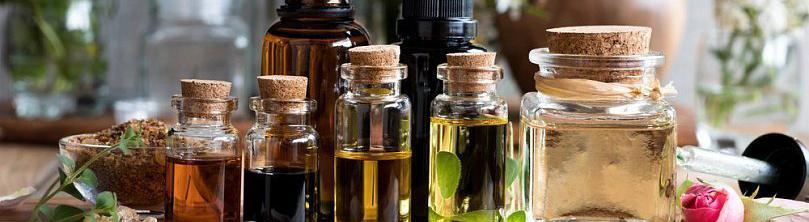 Эфирные масла в скрабах