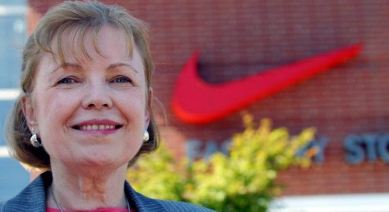 В 1971 году логотип Nike купили за 35 долларов