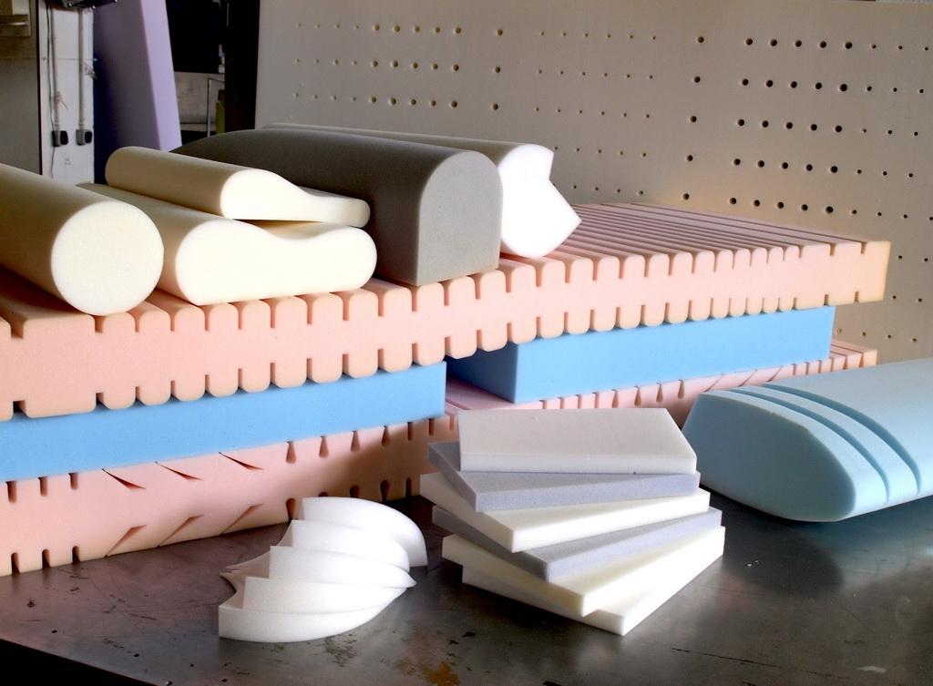 Применение поролона в мебельном производстве