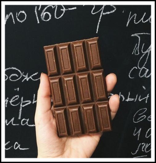 raw-шоколад от Алены Ломаковой