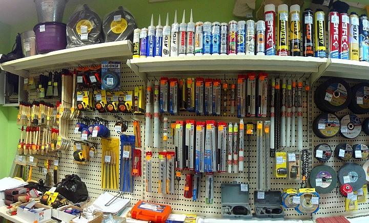 В маленьких городах профессиональные дорогие инструменты покупают редко