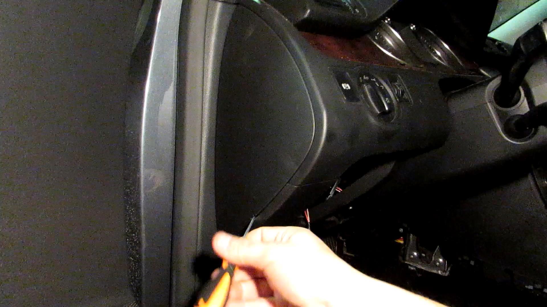 Отчет по дооснащению VW Passat B6 GSM-модулем ALTOX WBUS-4 23