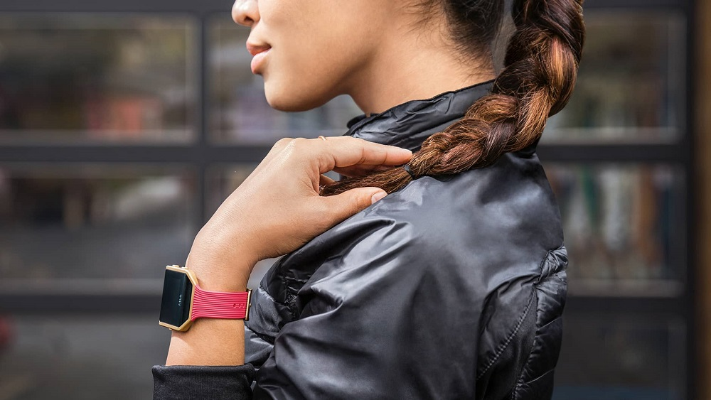 Fitbit Blaze™ Smart Fitness Watch