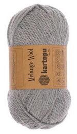 Пряжа Melange Wool (Kartopu) - полушерсть, фото