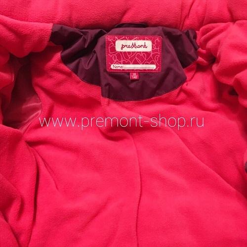 Флисовый подклад на пальто Premont