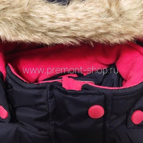 Воротник на пальто Premont Квилт