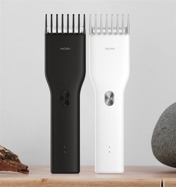 Машинка для стрижки волос с нанокерамическими лезвиями Ксиаоми Enchen Array Boost Hair Clipper