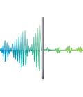 Noise-canceling mic