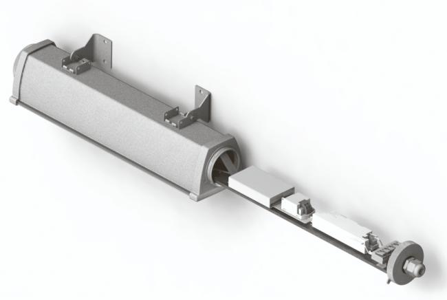 Опция ICE PACK позволяет использовать светильники аварийного освещения Acciaio Emergency LED в холодных производственных помещений с температурой до 40°C