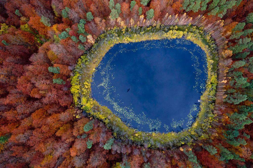 Польша осенью