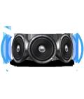 Laser-tuned audio