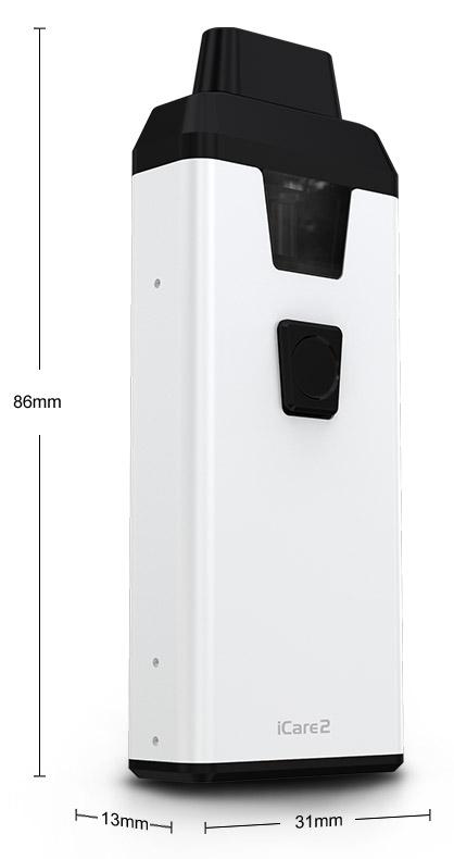Размер Eleaf iCare 2