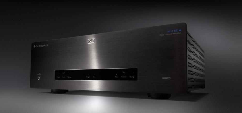 Усилитель мощности Cambridge Audio 851W