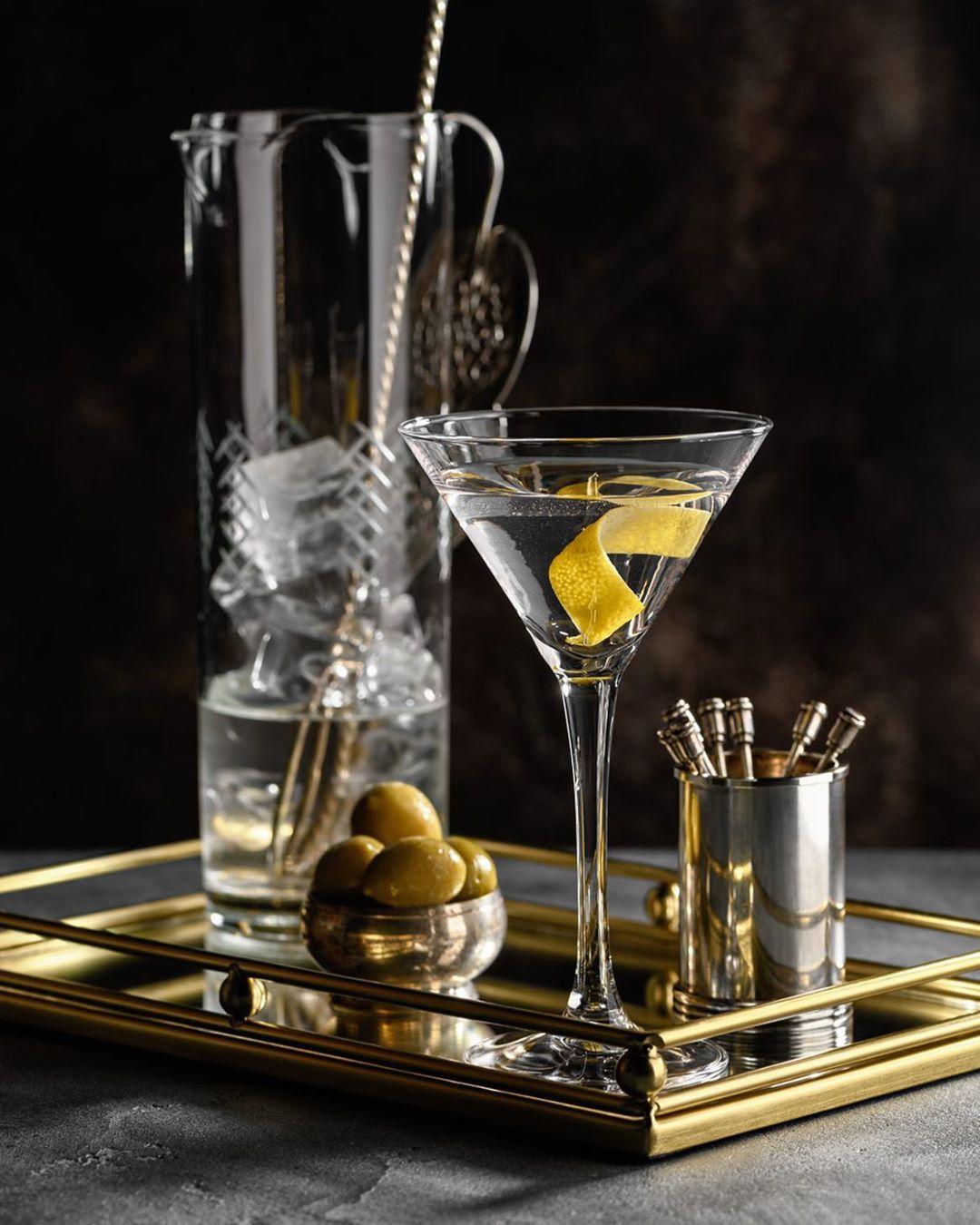 Набор мартинок на 12 персон