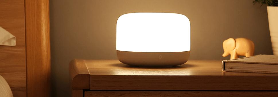 умная лампа-ночник