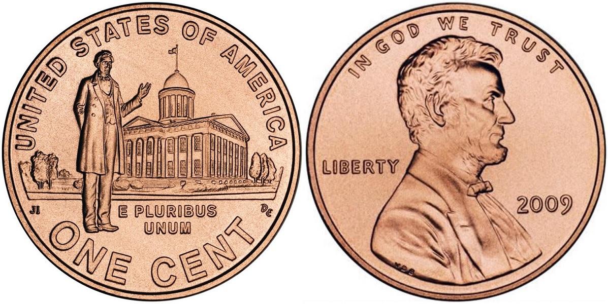 1 цент Карьера в Иллинойсе 2009