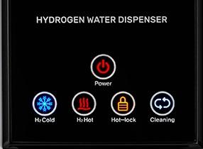 Генератор водородной воды Hot & Cold H₂ Server RARA