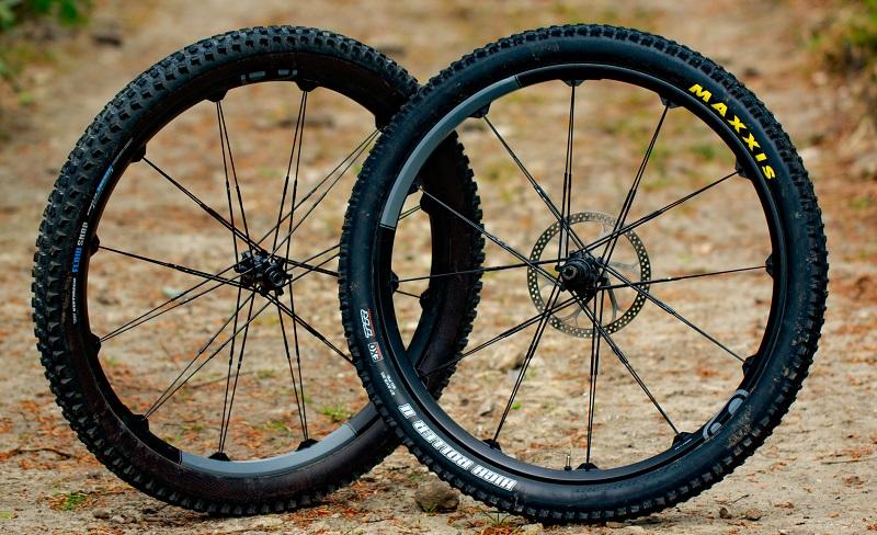 Crank Brothers Iodine wheels