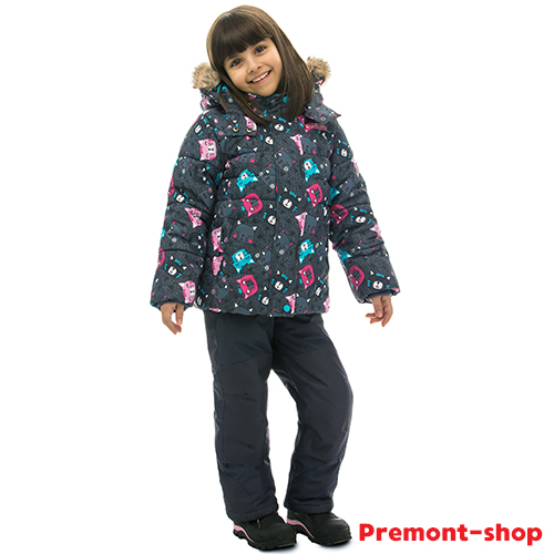 Комплект Premont Мэнские котята для девочек WP81218