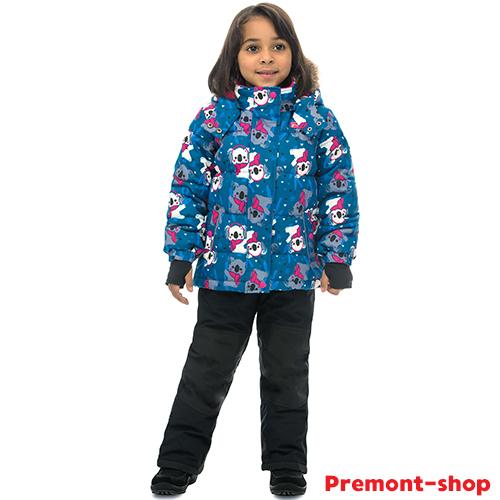 Комплект Premont Панда Дао Мао для девочек WP81219