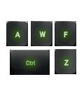 Мульти-ввод клавиш