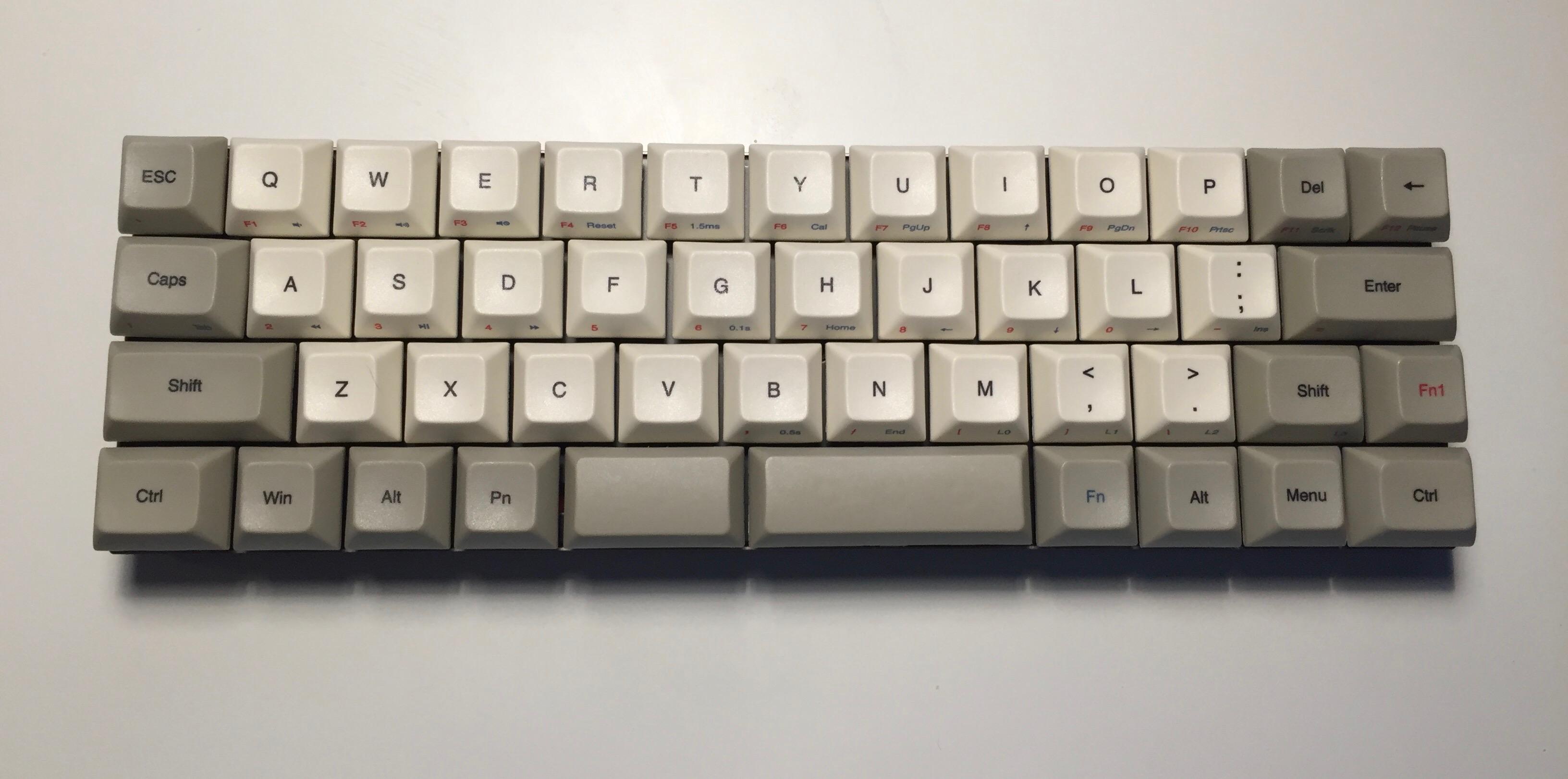 Очень маленькая клавиатура