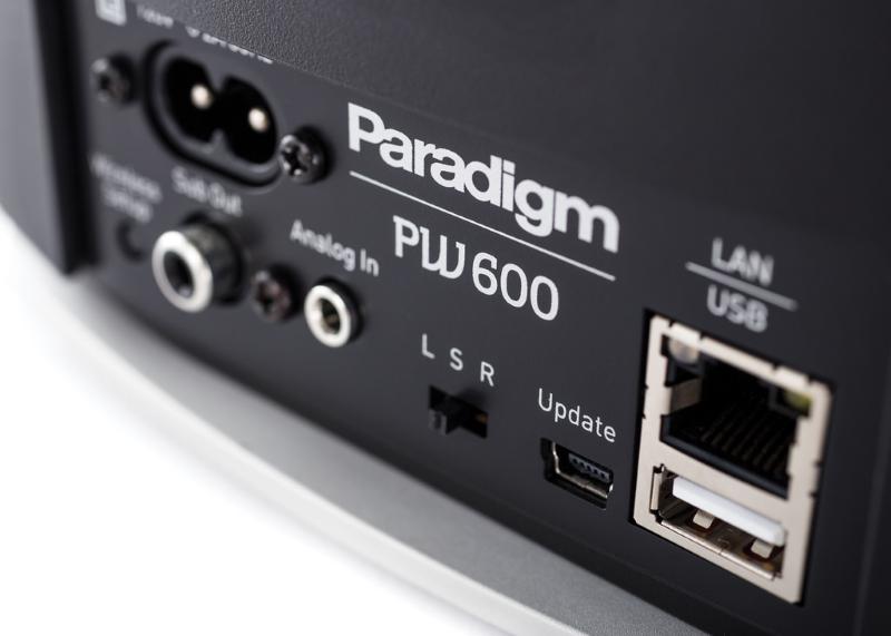 Беспроводная аудиосистема Paradigm PW600