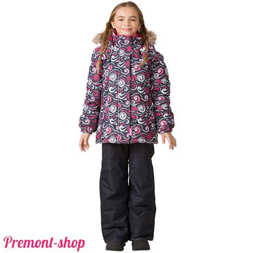 Комплект для девочек Premont Канадские ветра