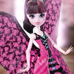 Кукла Дракулаура - Летучая мышь