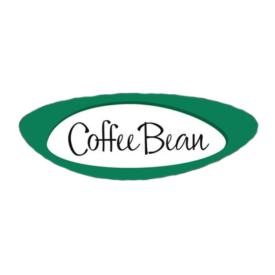 Coffee bean logo