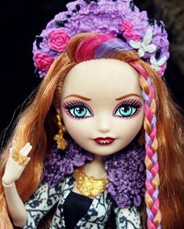 кукла Холли О'Хэйр от Ever After High